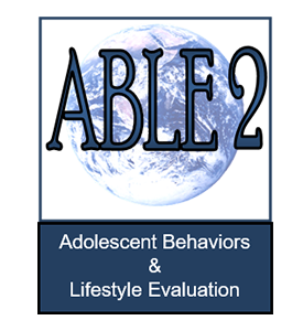 Adolescent Behaviors & Lifestyle Evaluation (ABLE2)